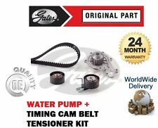 FOR CITROEN BERLINGO 1.6 HDI 2005--  TIMING CAM BELT TENSIONER KIT + WATER PUMP
