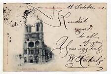 A1698) FRANCE 1898 PC Mantess la Jolie - Aberangel UK