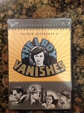 The Lady Vanishes (DVD,1998,Criterion Collection)NEW-AUTHENTIC U.S.