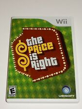 The Price is Right (Nintendo Wii, 2008)  **COMPLETE**