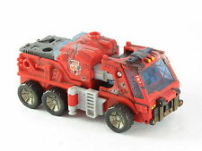 Transformers Energon Inferno Battle Damaged Custom