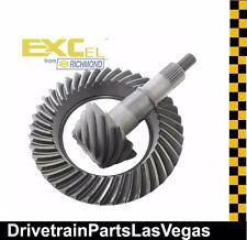 "Richmond Excel Ford 8.8"" 10 Bolt 3.73 Ratio Ring and Pinion Gear Set Value Gear"