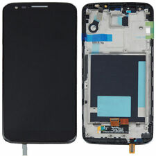 For Black LG Optimus G2 VS980 LCD Display Digitizer Touch Screen Assembly+Frame