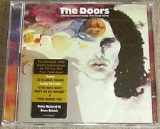 THE DOORS Weird Scenes Inside The Gold Mine 2CD 2014 Revered 1972 Compilation