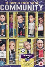 Community  - Season 4 - DVD and UV Copy  - Brand New & Sealed