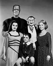 "The Munsters 10"" x 8"" Photograph no 1"
