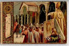 LEONI PAPA ALESSANDRO VI Ed Limitata 1500 esemplari Vaticano PC Viaggiata 1903