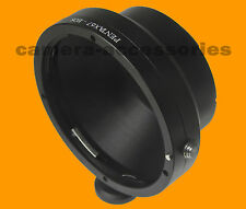 Pentax 67 67II 6x7 Lens to Canon EOS EF camera body Mount Adapter ring 1300D 5DS