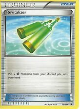 POKEMON GENERATIONS TRAINER CARD - REVITALIZER 70/83