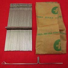 NEU 200 Nadeln für Silver Reed SRP 20-60N Strickmaschinen KnittingMachine Needle