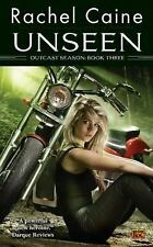 Unseen by Rachel Caine (2011, Paperback)