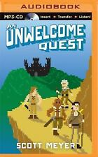 An Unwelcome Quest 3 by Scott Meyer (2015, MP3 CD, Unabridged)