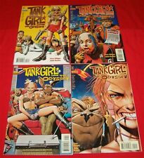 TANK GIRL ODYSSEY 1-4 DC VERTIGO COMIC SET PETER MILLIGAN JAMIE HEWLETT 1995