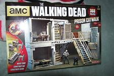 WALKING DEAD PRISON CATWALK WITH HERSHEL NEW READY TO SHIP