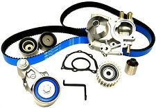 1 Gates Racing Timing Belt Kit, Tensioner & Water pump Subaru WRX STI TCKWP328RB
