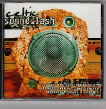 (EV211) Celtic Soundclash, 15 tracks various artists - CD