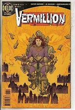 DC Helix Comics Vermillion #6 March 1997 VF+