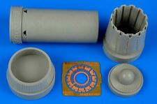 Aires 1/48 JAS-39C Gripen exhaust nozzle - opened for Kitty Hawk kit # 4603