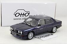 OTTO(Ottomobile) 1:18 scale Alpina B7 Turbo/1 1987 Blue(from BMW E28 535i) OT633