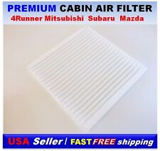 FC35516 CABIN A/C AIR FILTER Toyota 4Runner Mitsubishi  Subaru  Mazda