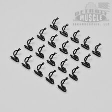 DMT MOPAR Chrysler Dodge Plymouth 64-74 Door Panel Clips 20pcs AMC Ford