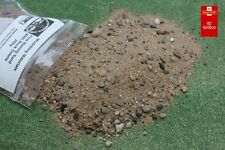 Basing Sand Fine With Rock Debris 200g Scenery Dioramas Terrain - Kiln Dried