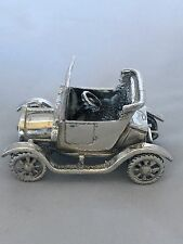 Sterling silver Miniature Antique Car