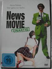 News Movie - Unartig - Nachrichten Satire mit Steven Seagal - pervers & schrill