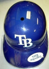 Tampa Bay Rays Rawlings MLB Baseball Team Logo Full Size Souvenir Batting Helmet