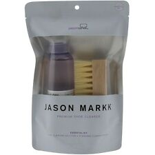 JASON MARKK ESSENTIAL KIT - BEST SNEAKER CLEANER - 4 OZ SOLUTION AND BRUSH COMBO