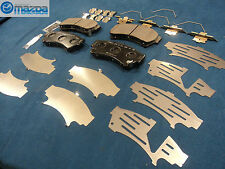 MAZDA 6 2006-2013 NEW OEM FACTORY  FRONT DISC BRAKE PAD SET GPYB-33-23ZG