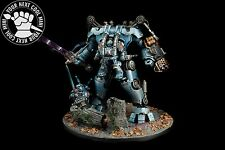 Warhammer 40K Grey Knight Nemesis Dreadknight PRO PAINT, extra fine detail