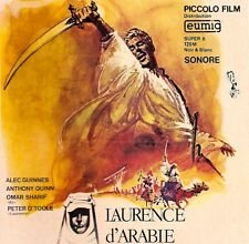 LAURENCE D´ARABIE Piccolo Super 8 Film VERSION FRANCAISE - Rarität aus Sammlung