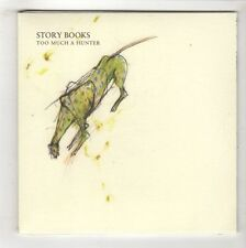 (HB207) Story Books, Too Much A Hunter - 2013 sealed CD