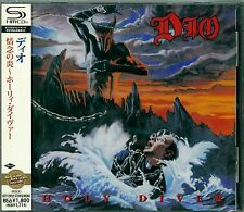 DIO HOLY DIVER 2012 JAPAN SHM RMST CD - Vivian Campbell BRAND NEW GIFT PERFECT!