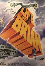 Monty Python's Life Of Brian Region 4 DVD  Very Good Condition