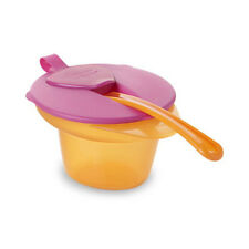 Tommee Tippee Explora Cool N Mash Weaning Bowl 4m+ Pink - 446702
