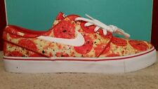 New NIKE SB ZOOM STEFAN JANOSKI QS Size 9.5 PIZZA Skate 845711 619 Mens Shoes