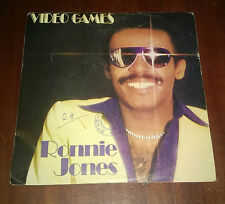 "Ronnie Jones 45 Giri "" VIDEO GAMES-WE MAKE THE MUSIC "" WEA"