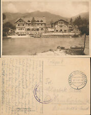 Deutsche Feldpost  1944  WW2  Res. Laz. Garmisch  Partenkirchen GRAINAU (36