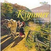 Caspar Kummer: Chamber Music for Winds (2013)