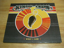 Kings Of Leon - What I Saw.  CD.  2003.