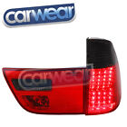 LED UPADTE STYLE SMOKE RED TAIL LIGHT & REVERSE LIGHTS FOR BMW E53 X5 00-06