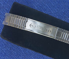 Vintage 12mm ladies Rado watch band NSA Swiss 1960s/70s steel 11 already sold