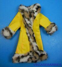 Barbie Doll Great Coat #1459 Coat Excellent ~ Vintage Mod Era