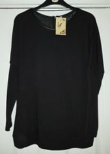LADIES BLACK SOFT TOP BRAND NEW WITH TAGS