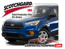 3M Scotchgard PRO Clear Bra Paint Protection Deluxe Kit for 2017 Ford Escape