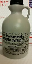 Pure Maple Syrup, Quart (32 oz)  Grade A Dark Robust Kosher, GF, exp 2017