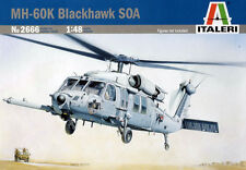 Italeri 1/48 MH-60K Blackhawk SOA Helicopter #2666  *Sealed*