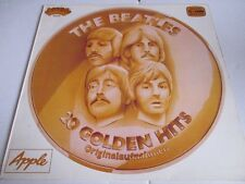 Musik Music Vinyl Album The Beatles 20 Golden Hits
